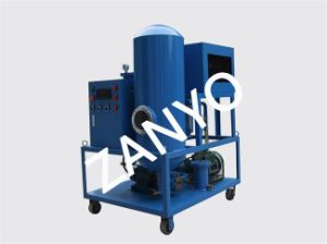 High Quality Industrial Lubricating Oil Purification Machine, Fast Dewater, Degas, Particles Removal pictures & photos