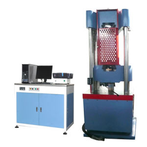 WA-100C/300C/600C/1000C Universal Testing Machine with PC&Servo control pictures & photos