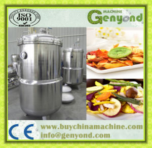 Fruit and Vegetable Vacuum Frying Machine pictures & photos