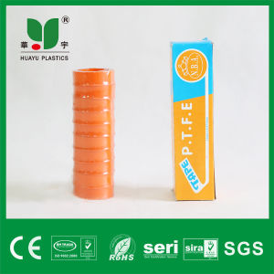 Gas Line PTFE Tapes for Gas Piping pictures & photos