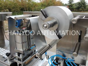 GMP Flat Type Automatic Blister Packaging Machine pictures & photos