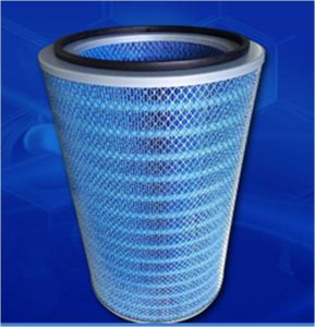 Hight Quality Wood Pulp Paper Air Cartridge Filter, Stainless Steel Wire Mesh Cylinder Filter pictures & photos
