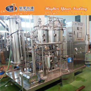 Hy-Filling Low Carbonated CO2 Drink Mixer pictures & photos