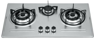 Three Burner Gas Burner (SZ-LX-259) pictures & photos