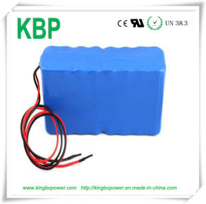 12V Li-ion LiFePO4 Lithium Battery for Electronic Boat