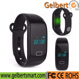 Gelbert Heart Rate Monitor Bluetooth Smart Watch for Ios Android pictures & photos