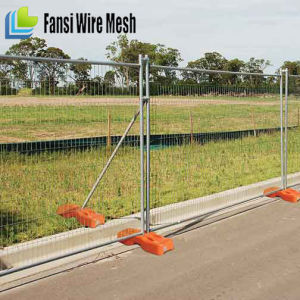 Australia Standard 1.8 X 2.4 M Removable Galvanized Temporary Fence pictures & photos