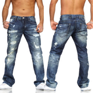 Best Sell 2016 Fashion Denim Jean Pants for Man pictures & photos