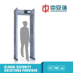 High Adjustable 24 Detection Zones Archway Metal Detectors with High-Brightness LED Indicator pictures & photos