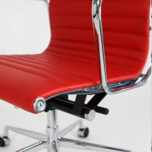 Modern Aluminium Ergonomic Office Leather Executive Chair Furniture (A2006) pictures & photos