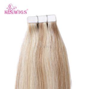 European 100% Virgin Remy Tape Hair pictures & photos