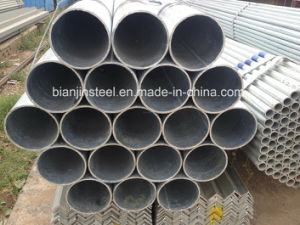 Dn40 Hot DIP Galvanized Steel Pipe