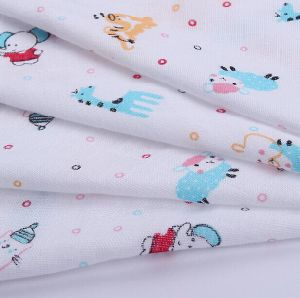 Cotton Muslin Fabric pictures & photos