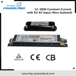 12W~96W Constant Current EU LED Driver (Non-Isolated) pictures & photos