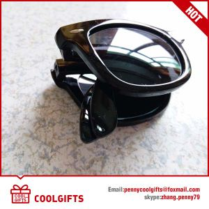 FDA&Ce Free Wholesale Folding Sunglasses with UV400 for Promotion Gift pictures & photos