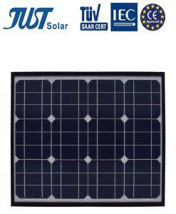 Solar Power 55W Mono Solar Panels for Dubai Market pictures & photos