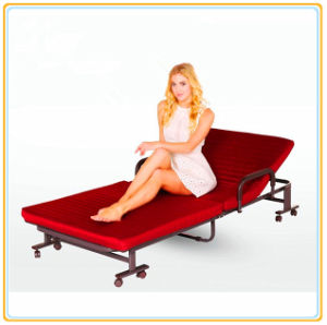 Modern Fabric Folding Sofa Bed For Home Usage 190 100cm