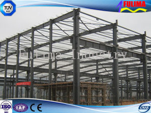 Prefabricated Building Steel Structure for Workshop/Warehouse pictures & photos