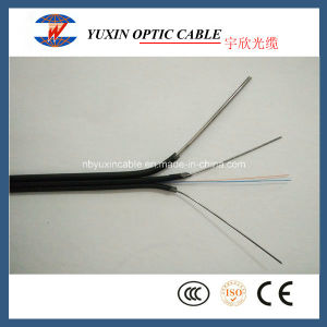 2 Core Outdoor FTTH Drop Cable (GJYXFCH or GJYXCH)