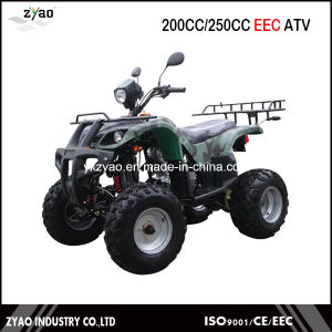 200cc EEC Quad with Semi-Automatic Engine Air Cooled, 250cc ATV with EEC Approved Water Cooled Hot Sale pictures & photos