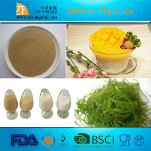 Food Grade Sodium Alginate pictures & photos