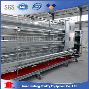 2017 Battery Cage for Chicken Farm Agriculatural Machine Chicken Cage pictures & photos