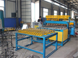 High Quality Automatic Welded Roll Wire Mesh Making Machine pictures & photos