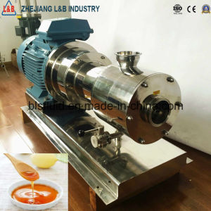 Sugar Syrup Making Machine Emulsion Pump pictures & photos