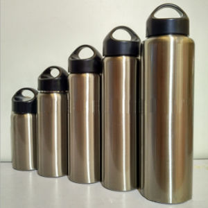 1000ml/36oz Wide Mouth 18/8 Stainless Steel Vacuum Sport Flask (DC-PL-1000) pictures & photos