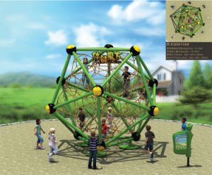 Kaiqi Group Outdoor Physical Training Rope & Net Climbing Systems for Amusement Parks (KQ50116A) pictures & photos