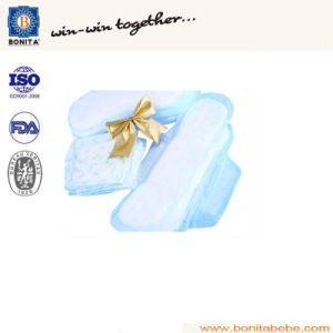 Non-Allergenic Anti Leak Sanitary Napkin in China pictures & photos