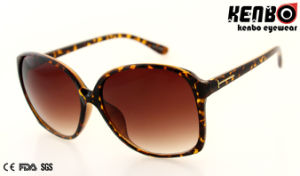 Popular Fashion Plastic Sunglasses for Lady UV400 Kp50851 pictures & photos