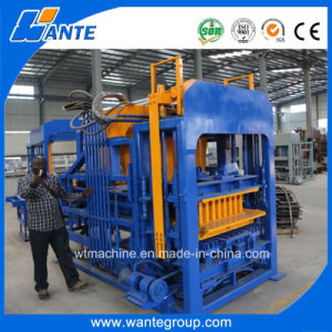 Qt6-15 Kenya Good Quality Concrete Block Machine for Sale pictures & photos