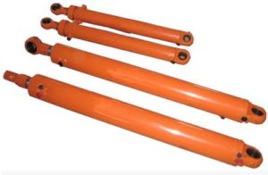 Hydraulic Oil Cylinder Double-Acting 63*35*600 pictures & photos