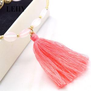 Hot Fashion Bracelet Jewelry Acrylic Casting-Tassel Bracelet Designs for Women pictures & photos