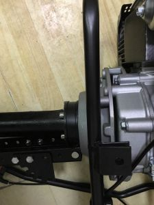 4-Cycle 196cc Outboard Motor Outboard Engine with Loncin Brand Engine pictures & photos