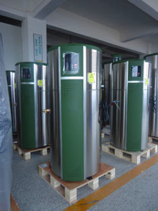 Household Heat Pump Water Heater -Hybrid Water Heater pictures & photos