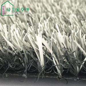 Grey Color 25mm with Stem Synthetic Artificial Lawn