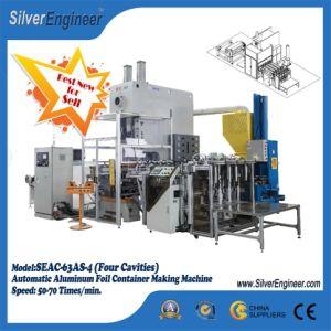 Aluminium Foil Container Making Machine (SEAC-63AS) pictures & photos