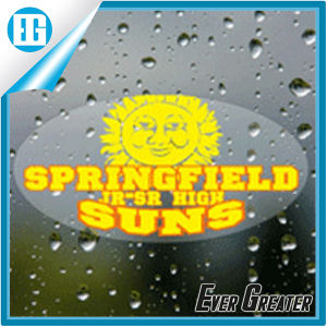 Custom Springfield Suns Picture Translucent Double Sided Sticker pictures & photos