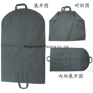 Promotion Disposable Traveling Non Woven Suit Cover Garment Bag pictures & photos