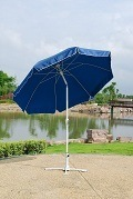 Hot Selling Hot Sale Outdoor Large Patio Umbrella, Promotional Patio Beach Umbrella -Sy8250