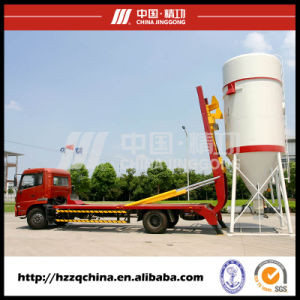 Chinese High Quality Storage Tank Truck for Dry-Mixed Mortar pictures & photos