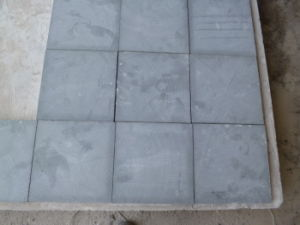 Chinese Honed blue Limestone/Bluestone Tiles for Wall Cladding/Flooring/Paving pictures & photos