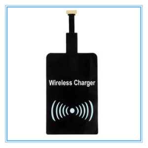 Android Mobile Phone Port 2 5-Pin Micro USB Universal Qi Wireless Charger Receiver pictures & photos