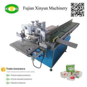 Low Price High Speed Facial Tissue Paper Plastic Bag Sealing Machine pictures & photos
