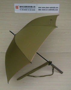 "27""X8k, Automatic Stick Katana Umbrella"