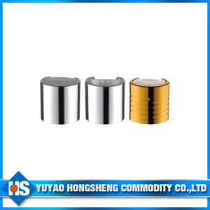 28mm Aluminium Shampoo Cosmetic Bottle Cap Hy-Q02A pictures & photos