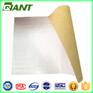 White Polypropylene Scrim Kraft Facing Roof Insulation pictures & photos