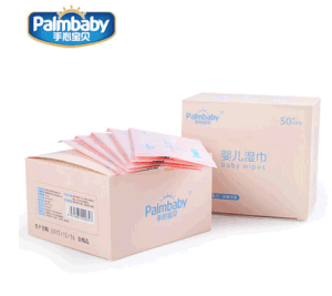 Individual Packing Baby Hand&Mouth Wet Wipe pictures & photos